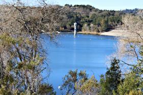 Lafayette Reservoir - Dec. 18, 2020